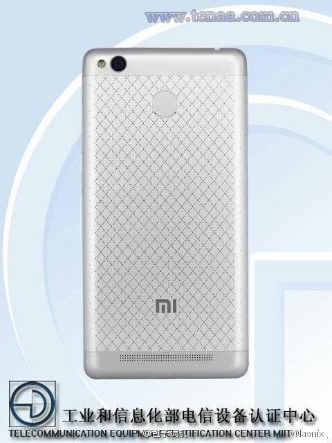 Xiaomi Redmi 3S и Redmi 3A сертифицированы в Китае – фото 1
