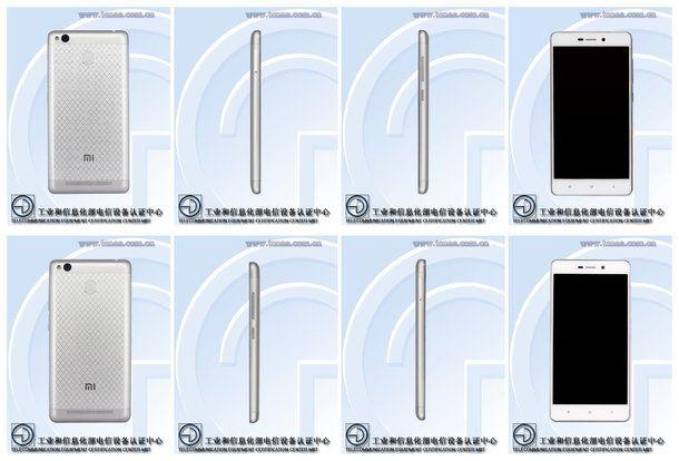 Xiaomi сертифицировала Redmi 3A и Redmi 3S – фото 2