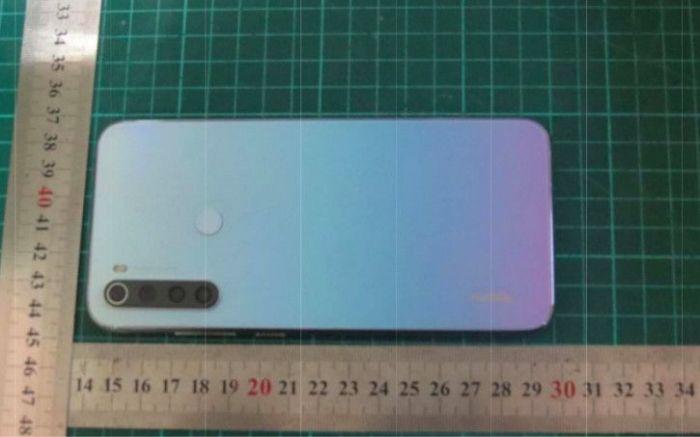 Фото, предположительно, Redmi Note 8 с сайта FCC – фото 1