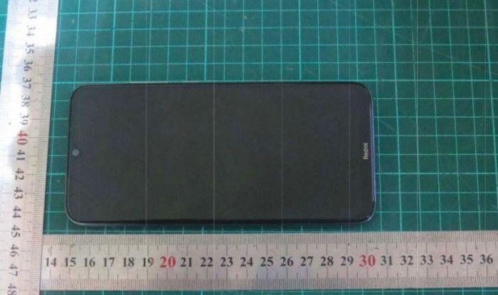 Фото, предположительно, Redmi Note 8 с сайта FCC – фото 2