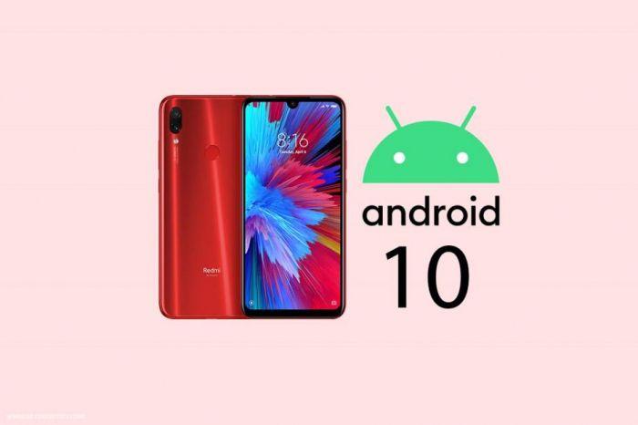 Xiaomi начала отправку бета-версию Android 10 на Redmi Note 7 – фото 3