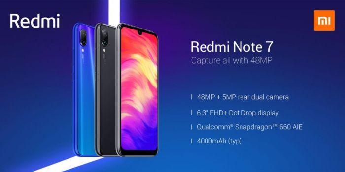 Redmi Note 7 теперь официально вышел и в Европе: характеристики и цена – фото 2