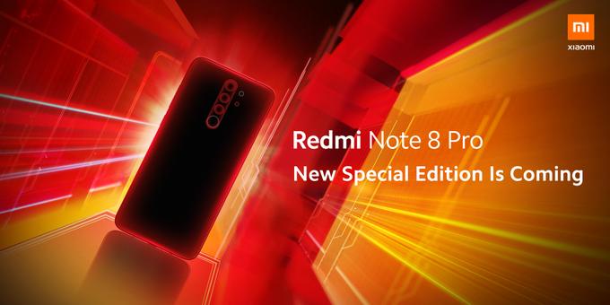 Xiaomi подготовил новый вариант расцветки для старичка Redmi Note 8 Pro – фото 2