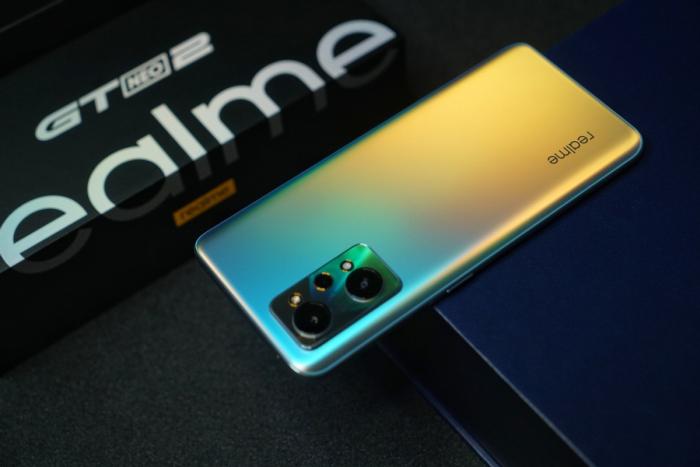 Раскрыты европейские цены на Realme GT Neo 2 – фото 1