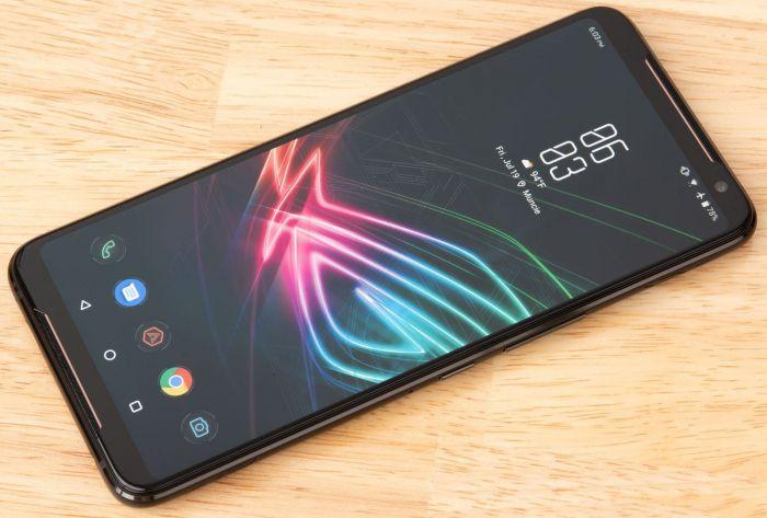 смартфон для геймеров — ASUS ROG Phone 2