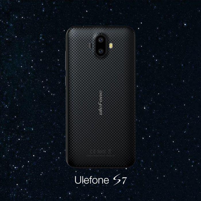 Распаковка Ulefone S7 на видео – фото 6