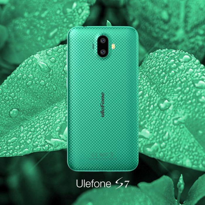 Распаковка Ulefone S7 на видео – фото 4