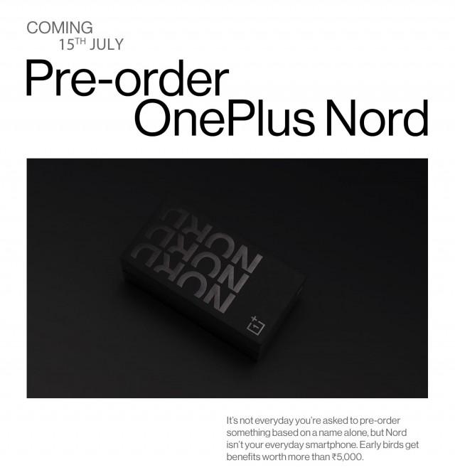 За право смотреть презентацию OnePlus Nord компания просит заплатить – фото 1