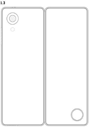 LG патентует достойную альтернативу Samsung Galaxy X – фото 3