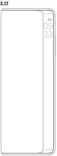 LG патентует достойную альтернативу Samsung Galaxy X – фото 5