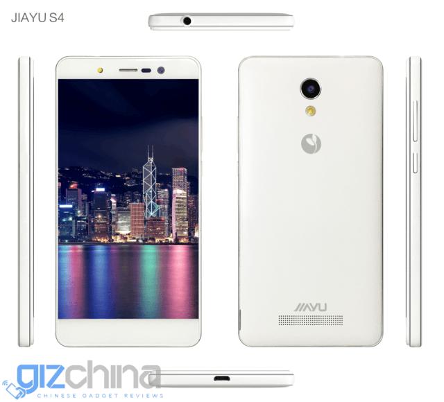 Jiayu S4: еще один смартфон с Helio X20 дебютирует в апреле – фото 1