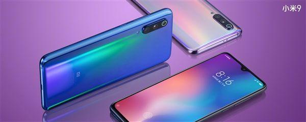 Представлен Xiaomi Mi 9: стильный и мощный камерофон – фото 2