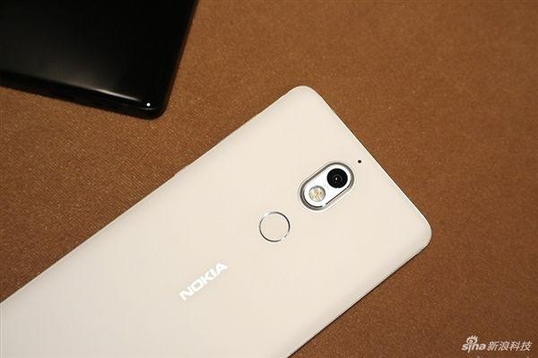 Анонс Nokia 7: симпатичный среднего уровня смартфон с камерой Zeiss – фото 5