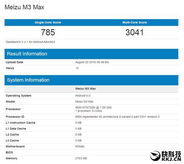 Meizu M3 Max не получит Helio P20, или будет 2 версии фаблета? – фото 2