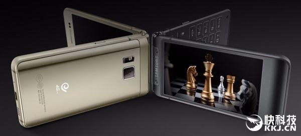 Раскладной смартфон Samsung W2017 получит процессор Exynos 8890 и кодовое имя Veyron – фото 1