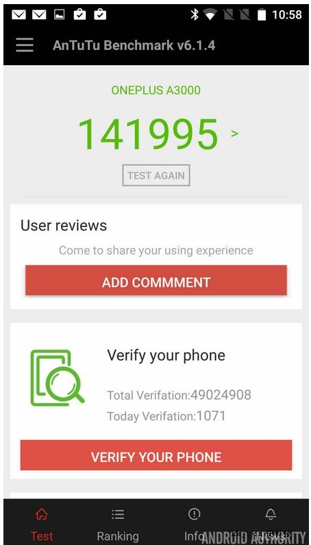OnePlus 3 стал самым мощным смартфоном с процессором Snapdragon 820 по данным AnTuTu – фото 3
