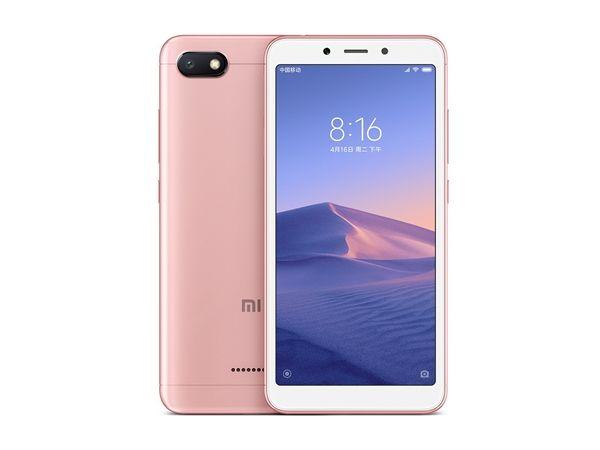 Представлен Xiaomi Redmi 6A: ультрабюджетка до $100 на MediaTek – фото 3