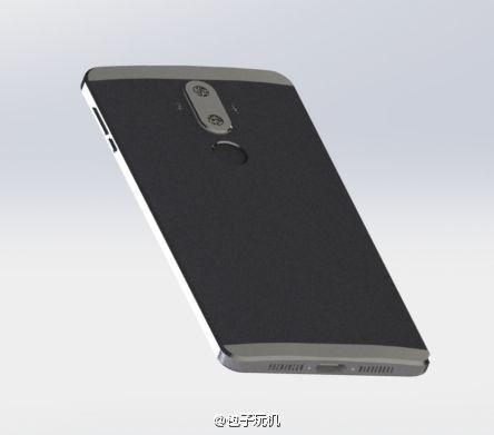 Реальное фото двойной камеры Huawei Mate 9 слили в сеть – фото 3