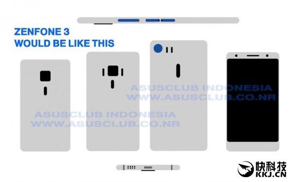 Asus ZenFone 3 в самой доступной версии получит металлический корпус, дактилоскопический сенсор и ценник около $110 – фото 2