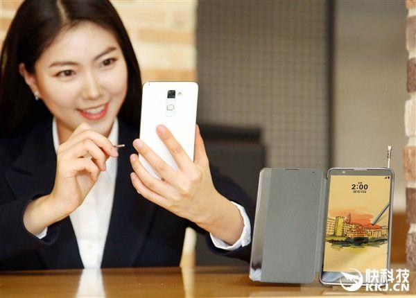 Фаблет LG Stylus 2 оценили в $328 – фото 1