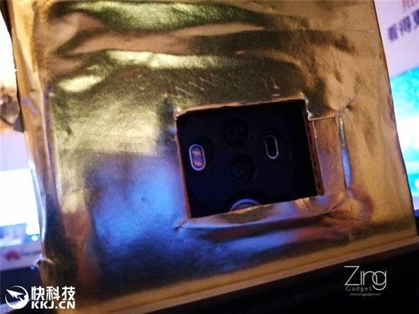 Huawei Mate 9: новые «живые» снимки и подробности о двойной камере – фото 3