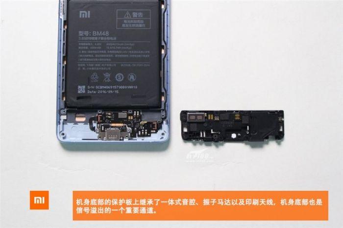 Xiaomi Mi Note 2 разобрали для идентификации компонентов и оценки качества сборки – фото 8