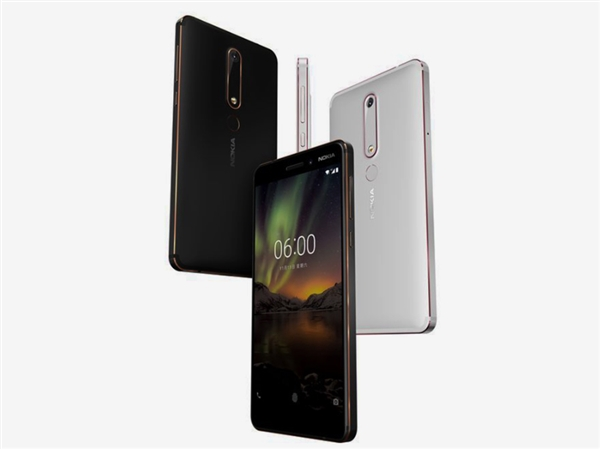 Представлен Nokia 6 (2018) второго поколения – фото 2