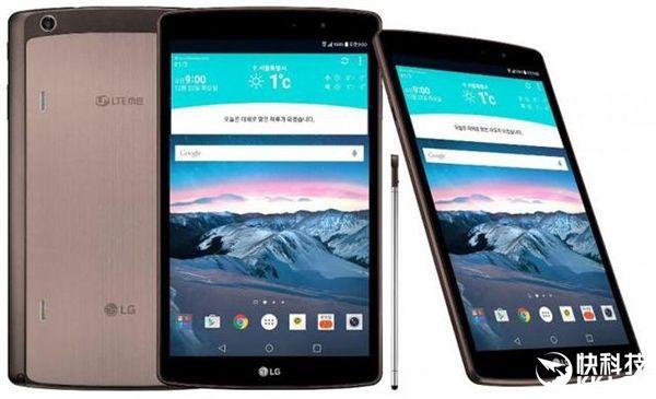 LG G Pad II 8.3 LTE: официально представлен планшет со стилусом и поддержкой 4G – фото 1