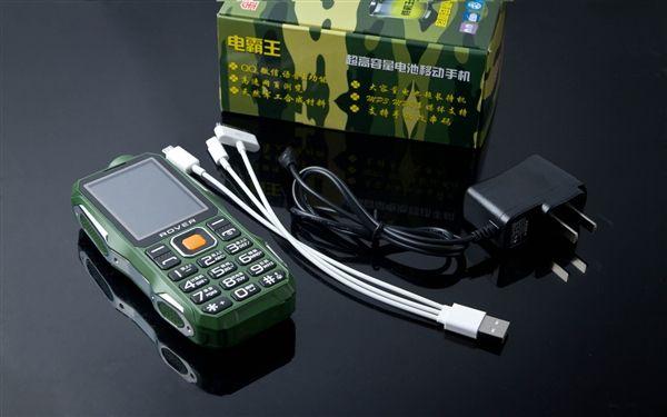 Land Rover K938 – защищенный телефон с аккумулятором на 10800 мАч и встроенным фонариком – фото 9
