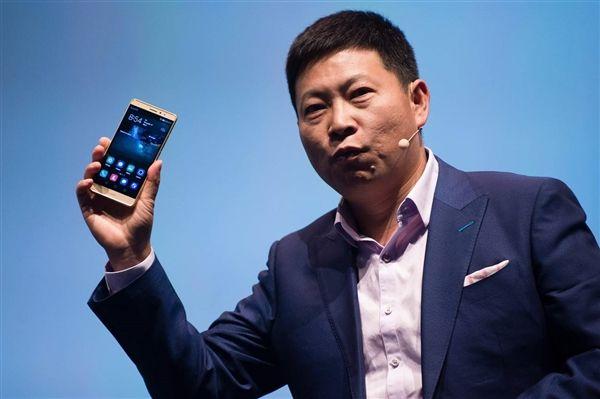 Huawei создаст смартфон с дисплеем простирающимся от края до края – фото 1