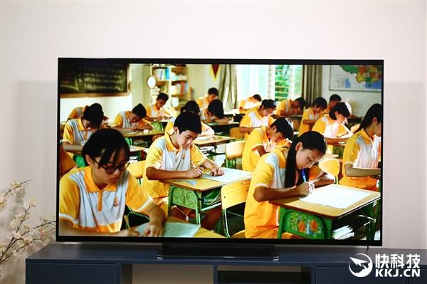 Телевизор Xiaomi Mi TV Master 65ʺ: дорого и стильно – фото 1
