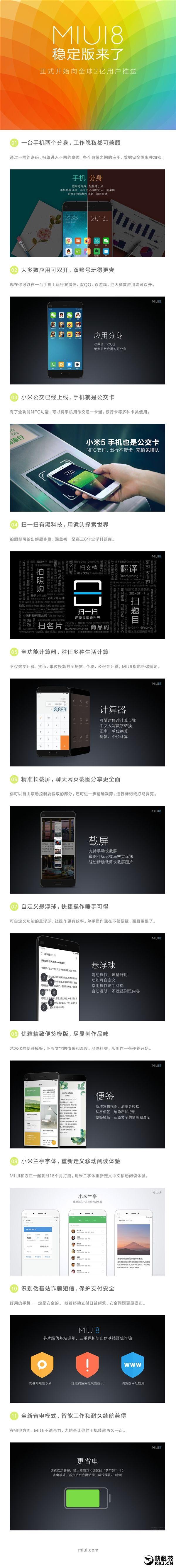 MIUI 8 станет доступна для скачивания 23 августа почти для всех смартфонов Xiaomi – фото 2