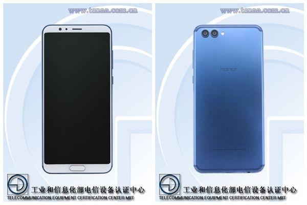 Huawei Honor V10: изображения и характеристики флагмана из TENAA – фото 1