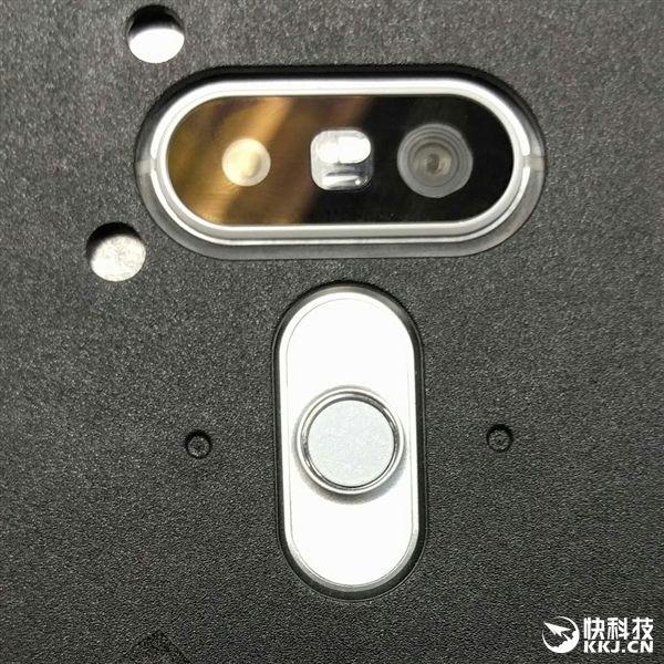 LG G5: два экрана, Snapdragon 820 и сканер радужной оболочки глаз – фото 1