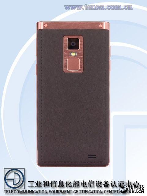 Раскладной смартфон Gionee W909 будет представлен 29 марта – фото 1