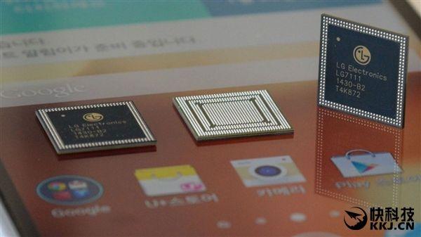 LG Nuclun 2 демонстрирует производительность на уровне Snapdragon 808 – фото 1