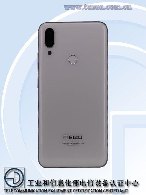 Официальные изображения Meizu Note 9 – фото 3