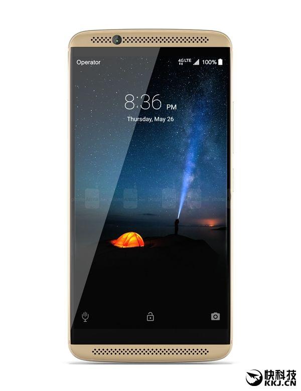 ZTE Axon 7 mini: уменьшенная версия флагмана с 5,2-дюймовым Super AMOLED-экраном и Snapdragon 617 – фото 2