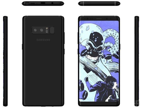 Samsung Galaxy Note 8 и Google Pixel 2 получат Snapdragon 836 – фото 2