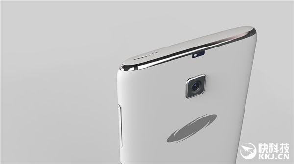 Samsung Galaxy S8: первый концепт-арт далекого флагмана – фото 9