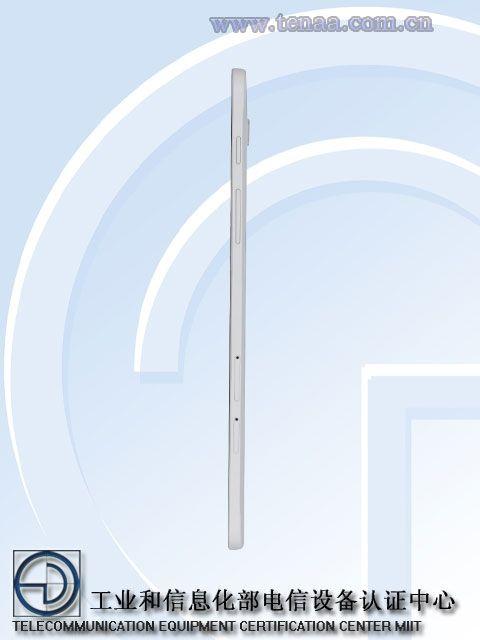 Планшет Samsung Galaxy Tab S3 с процессором Snapdragon 652 и корпусом толщиной всего 5,6 мм засветился в TENAA – фото 2