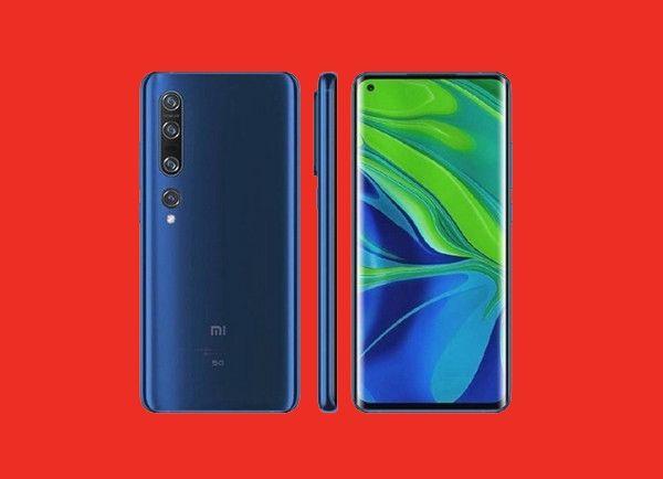 Xiaomi: смартфон с камерой под экраном перспектива отдаленная