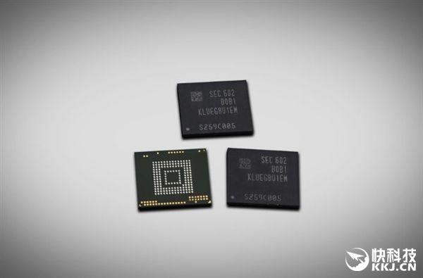 Samsung Galaxy Note 6 первым получит чипы памяти формата UFS 2.0 со скоростью записи/чтения до 850/250Мбит/с – фото 1