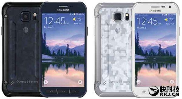 Samsung Galaxy S7 Active (CM-G981A) получит защищенный по военным стандартам корпус – фото 1
