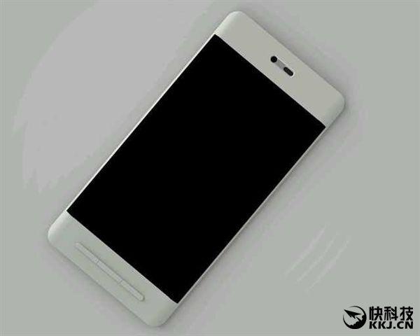 Smartisan T3 получит изогнутый экран, 3 механические навигационные кнопки и сканер отпечатков пальцев сзади – фото 3