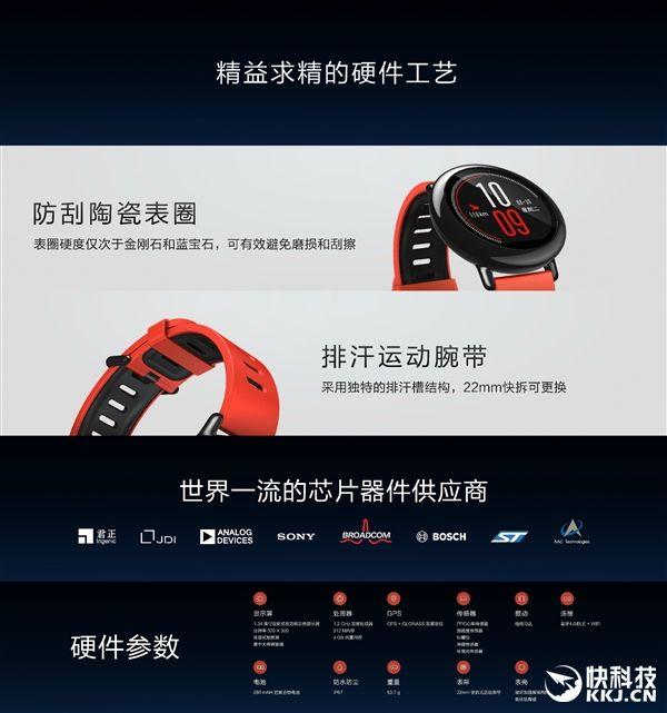 AMAZFIT - спортивные смарт-часы совместной разработки Huami и Xiaomi – фото 4