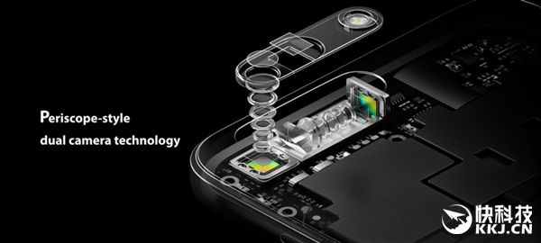 Oppo анонсировала технологию, предлагающую 5-кратный оптический зум – фото 4