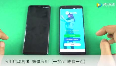 Samsung Galaxy S9+ против OnePlus 5T в тесте на скорость работы – фото 4