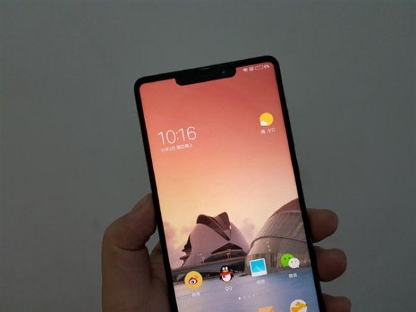 Xiaomi Mi Mix 2s: когда «безрамочник» Xiaomi станет клоном iPhone X – фото 1