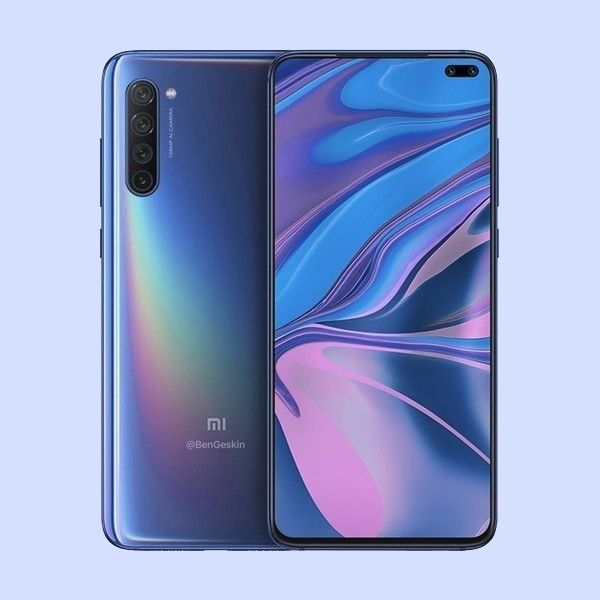 Xiaomi Mi 10 на фото. Фейк? – фото 2